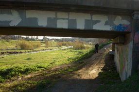 Passeig fluvial del Tenes a Parets del Vallès