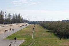 Parc Fluvial del Besòs a Sant Adrià